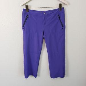 Title Nine Rogue Active Capri Hiking Pants ~ 4